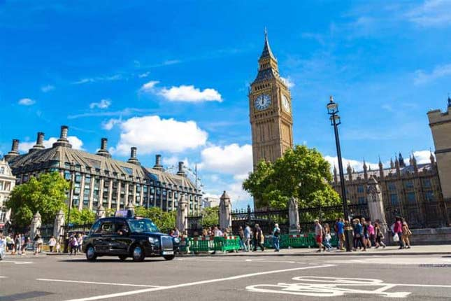 London guided tour services